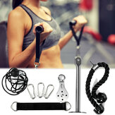 Sport Pulley Hanging Training Strap Stretching Straps Multi Workout Cable Home Gym Fitness Equipment