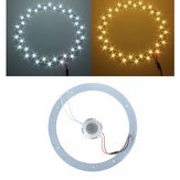 18W 5730 SMD LED Panel Circle Annular Ceiling Light Fixtures Board Lamp