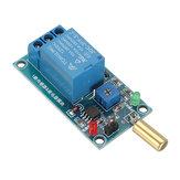 SW-520 Module de relais de capteur d'inclinaison 12V Carte d'alarme de déclenchement d'alarme de protection contre le basculement