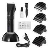 Waterproof Hair Clipper Man Electric Hair Trimmer Barber Clipper Beard Trimmer