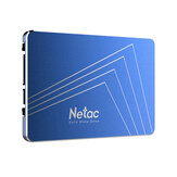 Netac N600S 720GB SSD 2.5In SATA6Gb/ s TLC Nand Hard Drive 32MB Cache With R/ W At 500/400 MB/ s