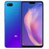 Xiaomi Mi8 Mi 8 Lite Global Version 6.26 inch 6GB 128GB Snapdragon 660 Octa core 4G Smartphone