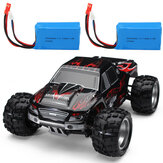 Wltoys A979 with Two Batteries 1/18 2.4G 4WD Off-Road Truck RC Car Vehicles RTR Model