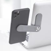 Clip de montage latéral pour ordinateur portable de support d'extension magnétique réglable pour ordinateur portable en ABS