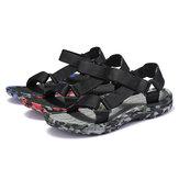 ChaussuresdécontractéespourhommesCamoFisherman Outdoor Shoes Plage Pantoufles de randonnée