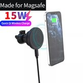 Bakeey 15W Wireless Magsafing Magnetic Car Charger Holder Mount for iPhone 12 Mini/12 Pro/12 Pro Max for Samsung Galaxy Note S20 ultra Huawei Mate40 OnePlus 8 Pro