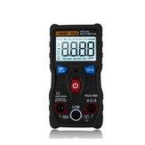 ANENG V02A Automatic Intelligent Gear Recognition Elettricista NCV Pocket True RMS Digital Multimetri 4000 Conteggi Display con tensione AC / DC e misurazione corrente