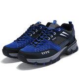 Outdoor Yürüyüş Ayakkabıları Nefes alabilir Su Geçirmez Kaymayan Kaymaya Dayanıklı Koşu Tırmanışı Boş Zaman Ayakkabıları