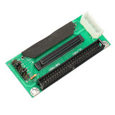 SCA 80 Pin till 68 Pin 50 Pin IDE Ultra SCSI II/III Adapter Hard Drive Converter