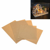 Hoomeda Stofdichte Cover Case For Legend Of The Blue Sea 13844 DIY Dollhouse