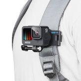 RUIGPRO Clip regolabile per zaino a 360 gradi fotografica Supporto per GOPRO OSMO fotografica