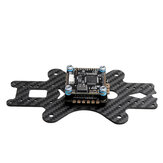 30,5 * 30,5 mm Racerstar AirF7 Lite 3-6S Flight Controller + Racerstar Air50 3-6S 50A 4In1 ESC FPV Stack