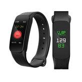 XANES L6 0.96 '' اللون شاشة IP67 ضد للماء ذكي Bracelet قلب معدل مراقب ذكي Watch mi band