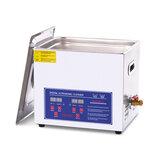 Ultrazvukové čisticí stroje PS-40A 110V / 220V 250W10L Laboratorní čistič součástek s plošnými spoji