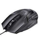 Morzzor S600 Still USB Wired Mouse 1200DPI Desktop Gaming Optische Mäuse Home Office Maus für Computer Laptop PC