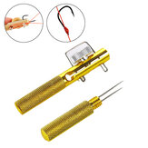 ZANLURE crochet de pêche en métal niveau crochet de pêche outil de nouage Portable découplage dissolvant matériel de pêche