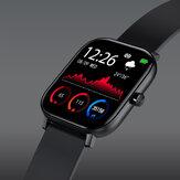 Bakeey I10 1.57 بوصة Big عرض عالي الوضوح شاشة سوار القميص بلوتوث مكالمة وجه ساعة مخصص Real وقت قلب معدل مراقب ذكي ساعة