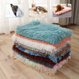 Fluffy Plush Pet Blanket Extra Soft Warm Pet Throw Blankets for Pet Cat Dog Sleeping Mat Cushion Mattress