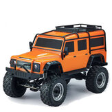 Double Eagle E328-001 1/8 2.4G 4WD Rc Car Rock Crawler Climbing Vehicle w / LED ضوء RTR نموذج