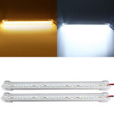 17cm 3W 600lm 12 SMD 5630 Vandtæt IP44 LED Rigid Strip Cabinet Light 12V