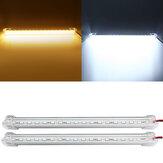 17cm 3W 600lm 12 SMD 5630 Waterproof IP44 LED Rigid Strip Cabinet Light 12V