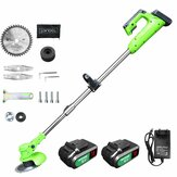 850W 24V Cordless Grass Trimmer Electric Trimmer Lawn Cutter Mower Grass Cutting Machine