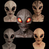 Halloween Costume Scary Horrible Big Eyes Alien Mask Full Head Latex Mask Magic Monster Mask for Parties