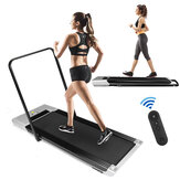 Electric Walking Motorized Foldable Treadmill Remote Control Jogging Exercise Fitness Equipment