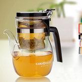 Crystal Clear Tea Tea Pot Tea Tea Filtration Tea Pot Set