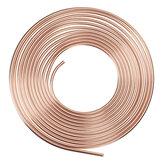 Linha de níquel de cobre de tubulação de freio de 25 pés 3/8 '' de linha de freio de transmissão de aço inoxidável