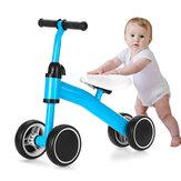 No Pedal Kid Balance Bike Beginner Training Walking Tricycle Toddler Bicycle Children Christmas Gift