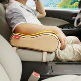 Универсальная дышащая пена с эффектом памяти Авто Подушка сиденья Подлокотник Центральная консоль Подушка для подушки