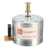 78RPM 33/45 DC9-12V 3 Hız Turntable Motor 25MM Montaj Delikleri
