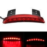 12V Motorcycle 8LED Rear Turn Brake License Plate Tail Lights For Harley Sportster