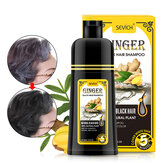 Sevich Ginger One Wash Black Shampoo To Cover White Hair Dye A Black Plant