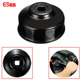 65mm 3/8 inch Drive Oil Filter Wrench Cup Socket Cap Remover Tool
