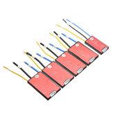 24 V 7S 45A 18650 Li-ion Lipolímero Bateria BMS PCB PCM Bateria Placa de Proteção para Ebike Ebicycle