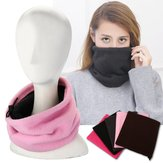 BIKIGHT Warm Fleece Snood Neck Outdoor Cycling Ski Warmer Beanie Hat Scarf