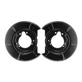 Rear Brake Disc Shield Dust Cover Pair For BMW E30 E36 Compact Z3