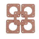 5PCS 42*42mm Cork Gasket Nema 17 Stepper Motor Damper For 42 Motor Absorber 3D Printer Part
