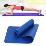 183x61x1cm Yoga Matte Rutschfeste Fitness-Trainingsmatte Workout Pilates Mat.-Nr.