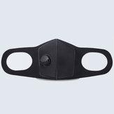 Maska Respirator z zaworem oddechowym Przeciwmgłowe zanieczyszczenie dla dzieci Dorosła pyłoszczelna gąbka Maska bezpieczeństwa Filtr cząstek