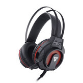 FANTECH HG17S Gaming Headset 3.5mm Surround Sound Bass RGB Game Headphone with Mic for Computer PC Gamer