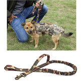 KALOAD ZY035 1000D Nylon Multifunktions-Armee-Trainingshund Bungee-Leine Jagd Military Tactical Dog Zugseil