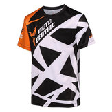Motocentric Motorcycle T-shirts Cotton O Neck Short Sleeve Racing Cycling Clothes