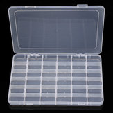 Nieuwe Slots Plastic Opbergdoos Asjustable Case Home Organizer Jewellery Beads Box