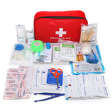 180 in 1 Outdoor SOS Emergency Survival Kit EHBO-kit voor thuiskantoor Camping