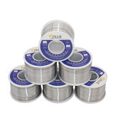 JASTON 50g Tin Wire Resin Flux Cored Solder 0.3mm/0.5mm/0.6mm/0.8mm/1mm Sn63/Pb37 Lead Soldering Wire Reel