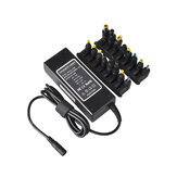 liangpw Adapter 90W Fast Charge Portable Travel USB Charger with 16 Adapters for Notebook
