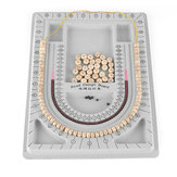 Necklace Design Tray 24 x 32 x 1.5cm PE Jewelry Board Decorations